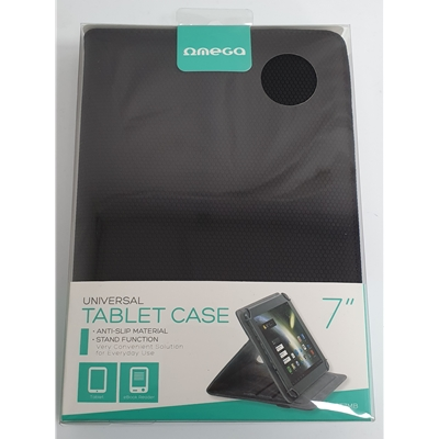 """Omega Universal 7"""" Tablet Case and Stand"""